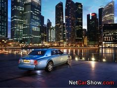 Rolls-Royce 102EX Electric Concept picture # 47 of 80, Rear Angle, MY 2011, size: 1024x768