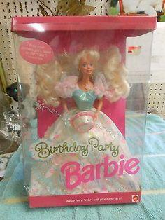 Image result for vintage barbie dolls nib