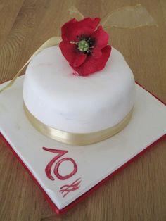 Mum's birthday cake made by Gatooooh!