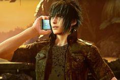 Noctis From 'Final Fantasy XV' Is Coming To 'Tekken 7'