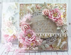 A Mermaids Crafts: Birthday Cards for Wild Orchid Crafts