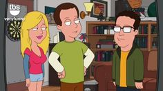 The Big Bang Theory Viewing Party | Family Guy | TBS