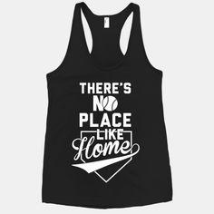 There's No Place Like Home #softball #wizardofoz