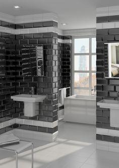 Product: #wall #tiles MUGAT, setting: #bathroom