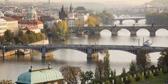 """One reader raved: """"If you can only visit one city in Europe, Prague should be it."""" obsessed with Prague. Most beautiful place i've been to in my life Places To Travel, Places To See, Travel Destinations, Cities In Europe, Central Europe, Belle Villa, European Destination, Choice Awards, Travel Channel"""