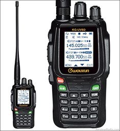 Wouxun KGUV8D DualBand 134174400480 MHz Crossband Repeat Two Way Radio with 2600mAh Battery -- You can get more details by clicking on the image. (This is an affiliate link) #CampingNavigationElectronics