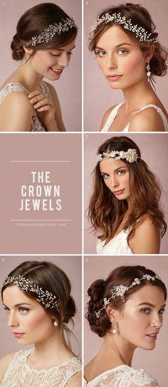 bride hair ideas the beauty department