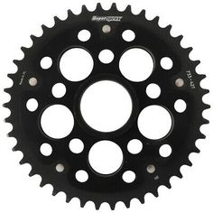 Supersprox Steel Black Rear Sprocket 530 Pitch 44 Teeth Honda CB 1000 R F 2015