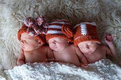 Texas+Longhorn+Hat+Baby+Newborn+Twins+by+TheOwlTreeKnittingCo,+$47.99