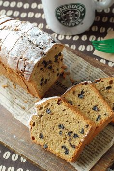 Homemade Sweets, Homemade Cakes, Bread Recipes, Cooking Recipes, Japanese Food, Good Food, Fun Food, Banana Bread, Food And Drink