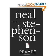 Reamde: A Novel [Deckle Edge] [Hardcover]  Neal Stephenson (Author)