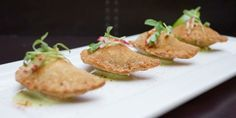 Chile Relleno Empanada, Stuffed Chile Empanada Recipe, Stanton Social Recipes