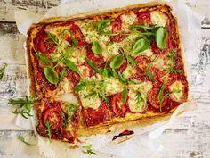 Kukkakaalipeltipizza