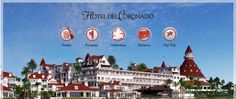 Hotel Del Coronado, Indian Weddings    Many have been done and more to come