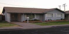 1950s parking Phoenix homes Design Through the Decades