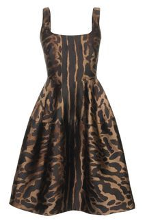 An animal print I might actually wear. Go figure. Wasn't sure that existed!