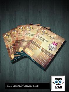 AGESA REVISTA - Segunda Edición