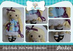 LilyandAndie Dolls - No12 ©LilyandAndie Dolls 2011
