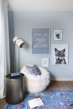 This post is sponsored by Sherwin-Williams®. Are you ready for a BIG reveal? Last month Sherwin-Williams basically gave me a Girls Bedroom Storage, Cute Bedroom Decor, Room Ideas Bedroom, Tween Room Ideas, Teen Room Colors, Teen Girl Rooms, Tween Girls, My New Room, Teen Room Makeover