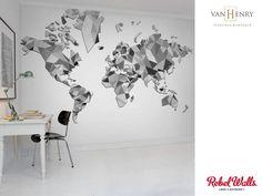 Finde ausgefallene Wand & Boden Designs: Rebel Walls / individuel angefertigte – hochwertig und ausgefallene schwedische Tapeten. Entdecke die schönsten Bilder zur Inspiration für die Gestaltung deines Traumhauses.