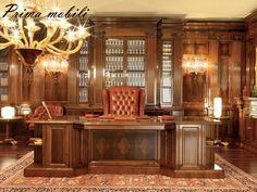 Классический кабинетный стол G 7 купить в Москве в Prima mobili