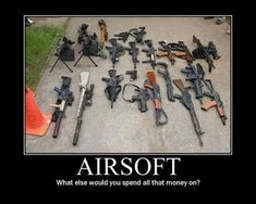 airsoft guns | airsoft guns are not just toys they are valuable sports equipment that ...