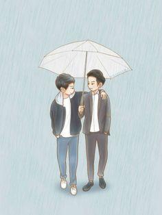 anime, asian, and korean image Dots Kdrama, Fanart, Book Cover Background, Goblin Art, Korean Drama Funny, Cute Couple Art, Cute Love Cartoons, Korean Art, Korean Image