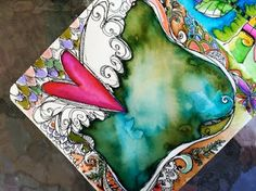 Whimspirations: art journaling every day  Joanne Sharp