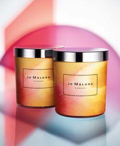 Jo Malone London | Cardamom & Moroccan Rose Home Candle #MyWanderlust