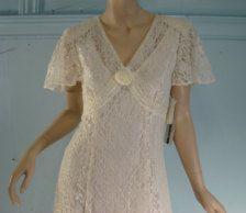 Vintage & Handmade Wedding Dresses - Page 2 - Etsy