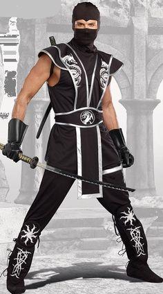 Blades of Death Ninja Costume
