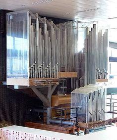 Eindhoven - Technische Universiteit - Pels & van Leeuwen orgel 1966