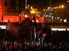 Benfica Tricampeão (Lusa)