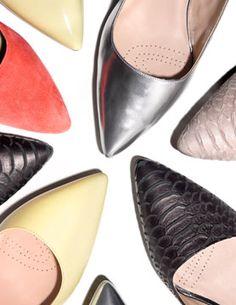 Der Schuhtrend für 2015: Spitze Damenschuhe! Gibt es auch bei Clarks: http://www.clarks.de/c/spitze-schuhe