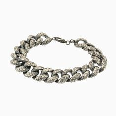 REPTILE GRUMETTE BRACELET  in silver 925 made in Italy By #alunnoemarcantoni  Shop on http://ift.tt/2qPk2Qg #silver #silver925 #seven50 #seven50jewels #sevenfifty #750 #jewelry #jewels #jewel #fashion #rings #rings #trendy #accessories #love #beautiful #ootd #fashion #style #madeinitaly #italy #accessory #stylish #fashionjewelry #mensjewelry #mensfashion #fashionjewelry #womensfashion #womensjewelry