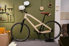 Le vélo bois Damien Béal   www.damienbeal.fr  #damienbeal #velobois