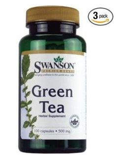 Green Tea 500 mg 100 Caps (3) *** Details can be found by clicking on the image.