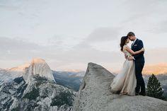 Yosemite Wedding // Paula+Chris - Sara K Byrne