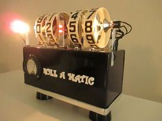 Roll-A-Matic Giant Electro-Mechanical Desk by StarliteAmusements