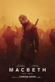 'Macbeth', a trama é centrada no general escocês Macbeth (Michael Fassbender), que ouve de três bruxas uma profecia: um dia ele se tornará o Rei da Escócia