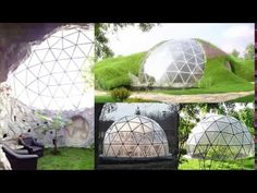Biodomes - Glass Geodesic Domes - Modern Sustainable Homes