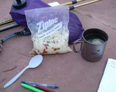 Backpacking Foods- Commercial Meals, Traveling Light, and Making Your Own Dehydrated Meals