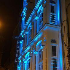 Nueva iluminacion MV  #turismo #LaRioja #Logroño #Hotel #vacaciones #viaje #alojamiento #relax
