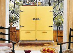 cute refrigerator!