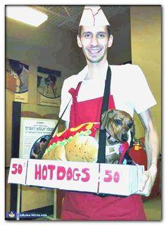 dog costumes donald trump