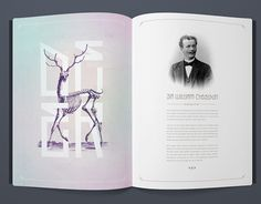 1. this book looks awesome, even if just from a visual standpoint and...  2. these antlers could be my chest tattoo!    Bone - Anatomy Illustrated by Josip Kelava, via Behance
