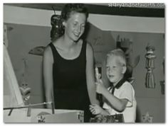 bill gates childhood mother