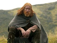 "That ""Fuck my LIfe"" Moment. Stellan Skarsgård as King Hrothgar in Beowulf and Grendel(2005)"
