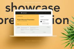 This is a project presentation design with a laptop and tablet to let you showcase your designs in style. Easily adapt...