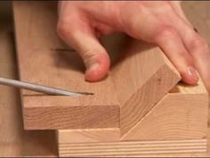Kreg Jig Skills: Angles and Curves